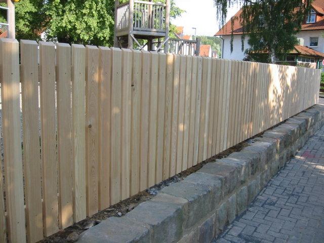 Anfertigungen Reichhold Zaun Und Torbau